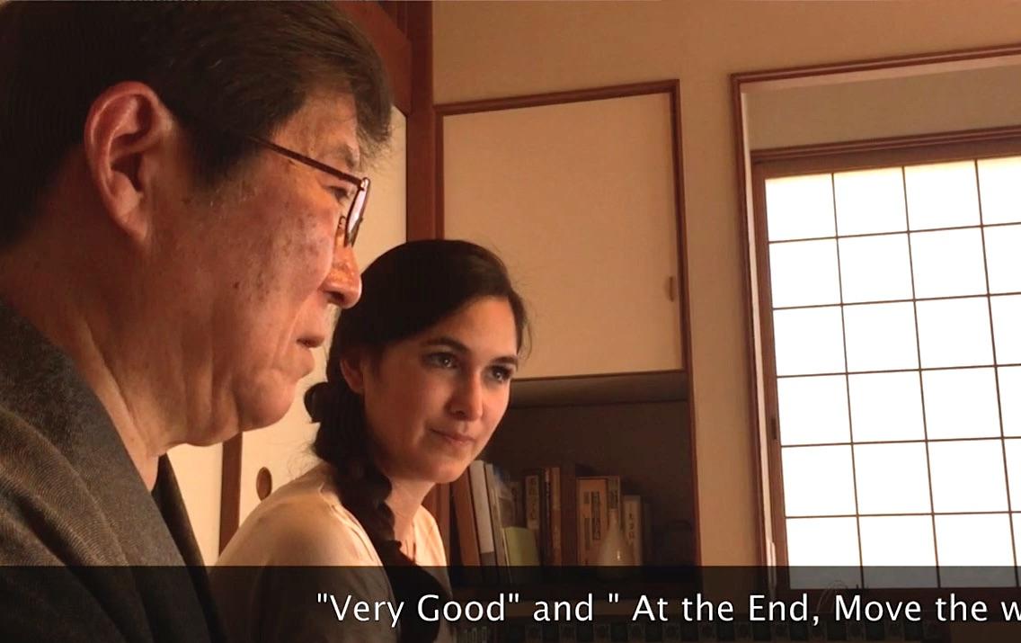 駒場和楽庵 小堀遠州流のお茶席体験インタビュー
